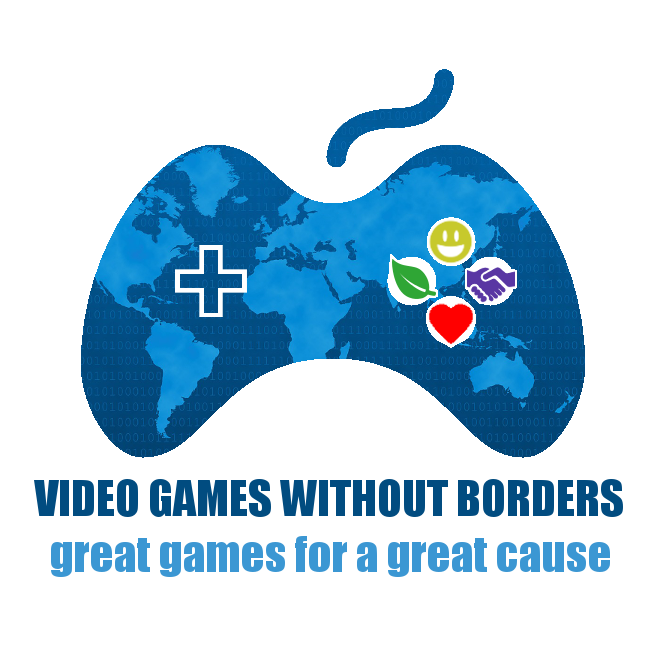 Logo Videogames without borders