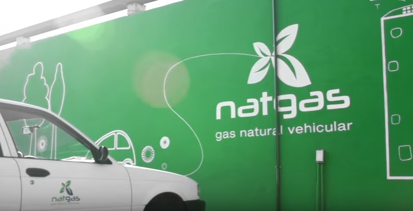 Cover video Natgas