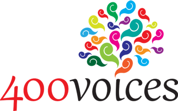 Logo 400 voices