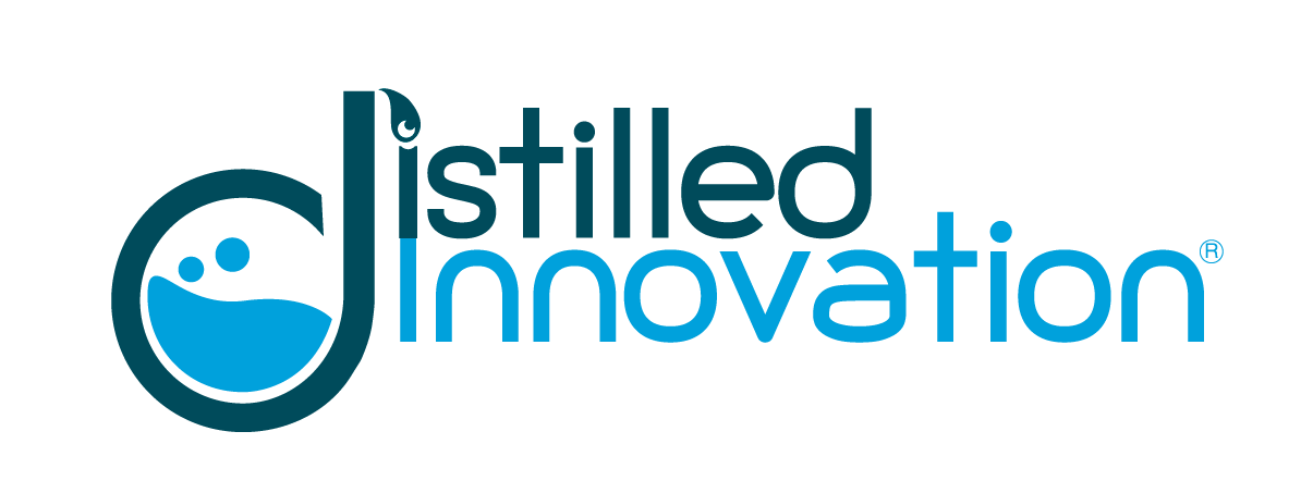 Logo Distilled Innovation